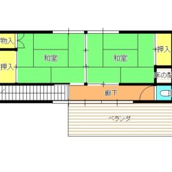 2階(間取)